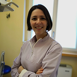 Dr.ssa Ilaria Pellegrino